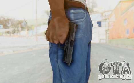 H&K 45 для GTA San Andreas третий скриншот