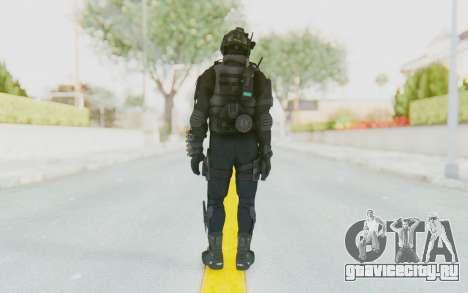 Federation Elite Shotgun Tactical для GTA San Andreas третий скриншот