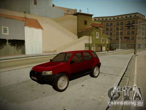 Ford Escape 2005 для GTA San Andreas