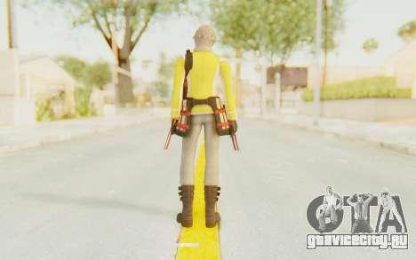 Final Fantasy XIII-2 - Hope Estheim для GTA San Andreas третий скриншот