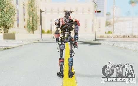 Marvel Future Fight - Ultron Mk1 для GTA San Andreas третий скриншот