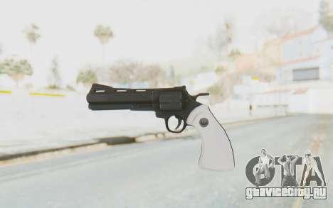 Revolver from TF2 для GTA San Andreas второй скриншот