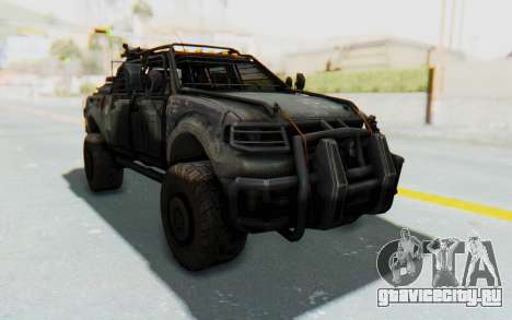 Toyota Hilux Technical для GTA San Andreas
