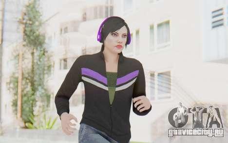 GTA Online Skin Female для GTA San Andreas