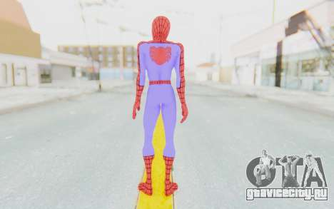 Ultimate Spider-Man - Spider-Man для GTA San Andreas третий скриншот