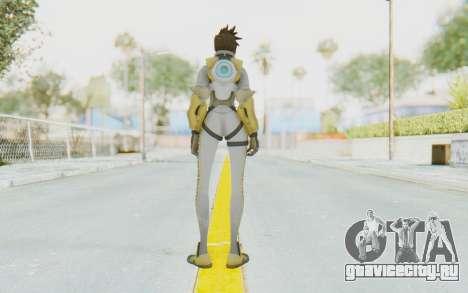 Overwatch - Tracer v4 для GTA San Andreas третий скриншот
