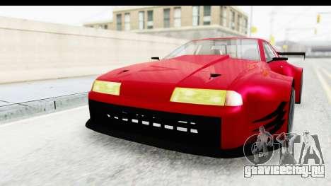 Elegy KraZ Edition Beta 0.8.5 для GTA San Andreas