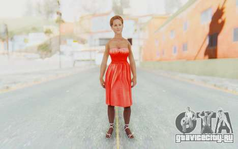 Mafia 2 - Joes Girlfriend для GTA San Andreas второй скриншот