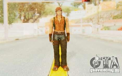 Hwoarang Skin для GTA San Andreas второй скриншот