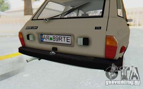 Dacia 1310 Break 1988 для GTA San Andreas вид сбоку
