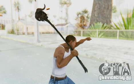 Skull of Corruption для GTA San Andreas третий скриншот