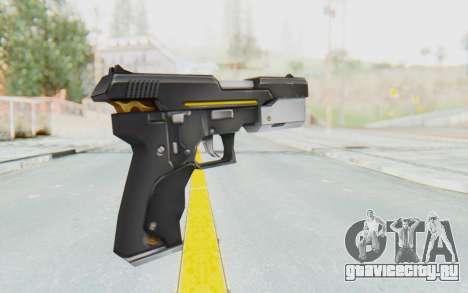 Yuri Pistol для GTA San Andreas второй скриншот