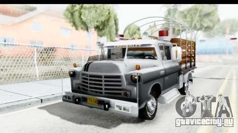 GMC 3100 Diesel для GTA San Andreas