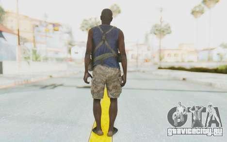CoD MW3 Africa Militia v2 для GTA San Andreas третий скриншот
