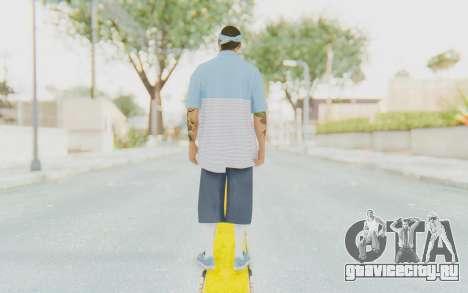 GTA 5 Aztecas Gang 2 для GTA San Andreas третий скриншот
