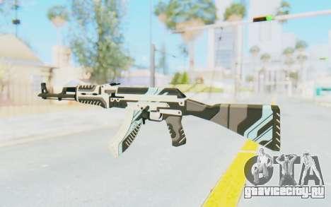 CS:GO - AK-47 Vulcan для GTA San Andreas второй скриншот