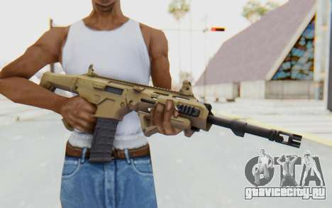 MSBS Radon Ironsight для GTA San Andreas