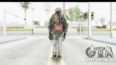 The Division Last Man Battalion - Support для GTA San Andreas третий скриншот