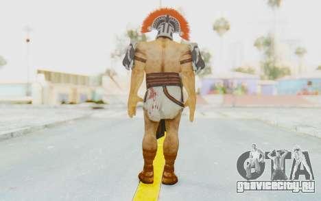 Hercules Skin v2 для GTA San Andreas третий скриншот