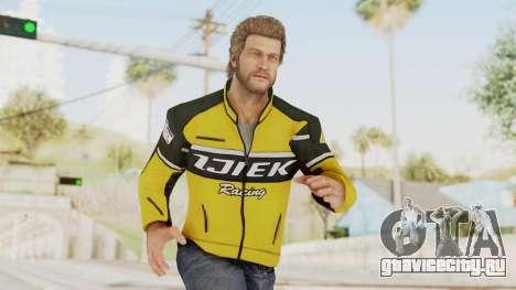 Dead Rising 3 Chuck Greene on DR2 Outfit для GTA San Andreas