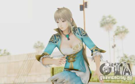 Dynasty Warriors 8 - Wang Yuanji для GTA San Andreas