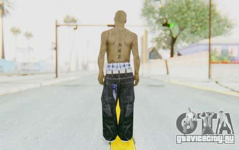Mexican Skin для GTA San Andreas третий скриншот