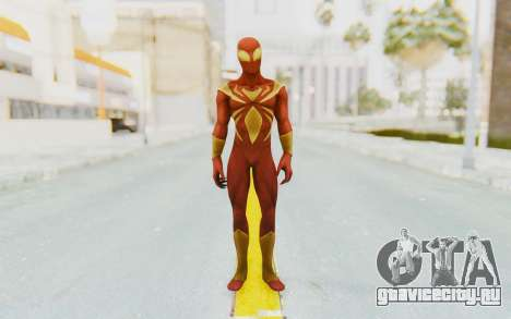 Marvel Heroes - Iron Spider для GTA San Andreas второй скриншот