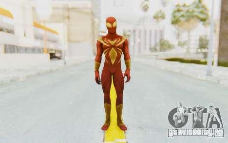 Marvel Heroes - Iron Spider для GTA San Andreas второй скриншот