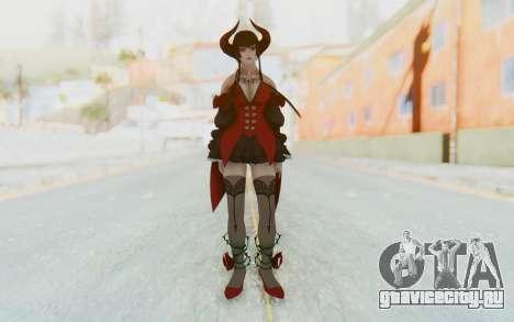 Eliza Skin для GTA San Andreas второй скриншот