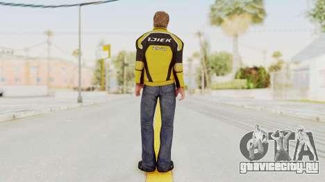 Dead Rising 3 Chuck Greene on DR2 Outfit для GTA San Andreas третий скриншот