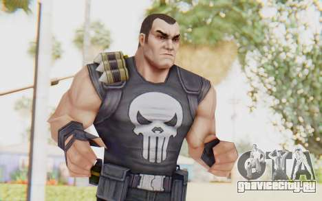 Marvel Future Fight - Punisher для GTA San Andreas