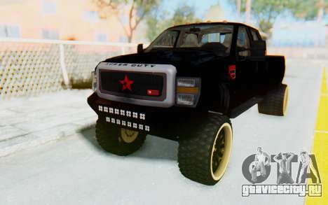 Ford Super Duty Off-Road для GTA San Andreas