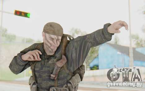 COD BO PVT Scott Vietnam для GTA San Andreas