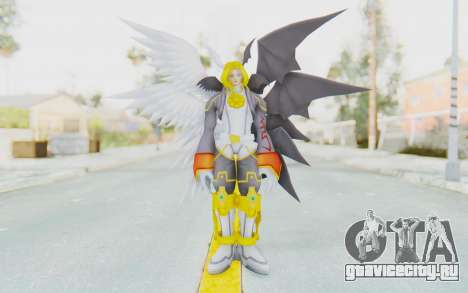 Digimon Masters Lucemon Falldown Mode для GTA San Andreas второй скриншот