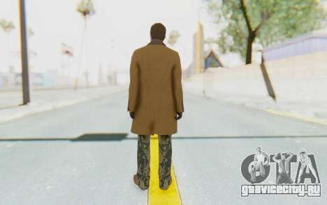 GTA 5 DLC Finance and Felony Male Skin для GTA San Andreas третий скриншот
