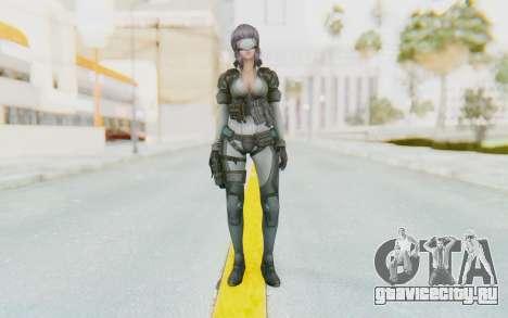 Ghost In The Shell First Assautl Motoko v1 для GTA San Andreas второй скриншот