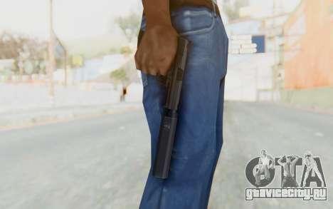 H&K 45 Silenced для GTA San Andreas