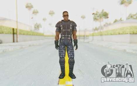 Marvel Future Fight - Falcon для GTA San Andreas второй скриншот
