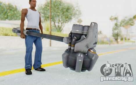 Reinhardt Hammer для GTA San Andreas