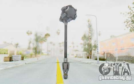 Reinhardt Hammer для GTA San Andreas второй скриншот