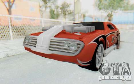 Hot Wheels AcceleRacers 2 для GTA San Andreas