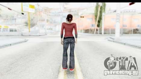The Last of Us - Eli для GTA San Andreas третий скриншот