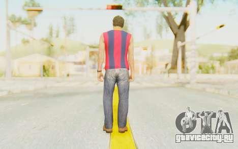 Trevor Barcelona для GTA San Andreas третий скриншот
