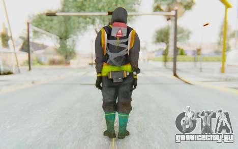 The Division Cleaners - Incinerator для GTA San Andreas третий скриншот