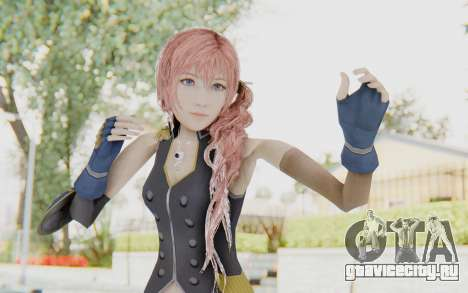 Final Fantasy XIII-2 - Serah Style and Steel для GTA San Andreas