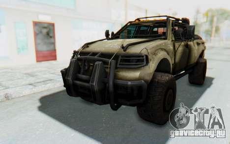 Toyota Hilux Technical Desert для GTA San Andreas