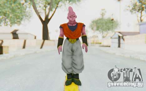 Dragon Ball Xenoverse Super Buu Gohan Absorbed для GTA San Andreas второй скриншот