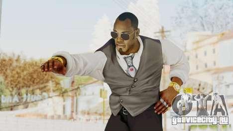 Dead Rising 2 Off The Record TK Coat Less для GTA San Andreas