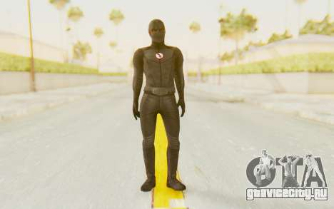 The Flash CW - Black Flash для GTA San Andreas второй скриншот