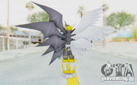 Digimon Masters Lucemon Falldown Mode для GTA San Andreas третий скриншот